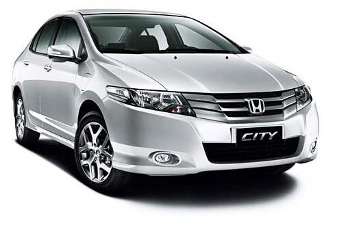 Honda City Prices India
