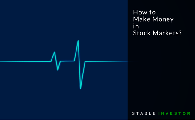 How do you make money from stock options