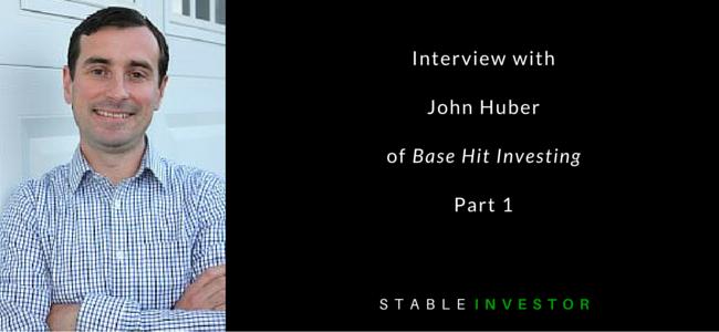 John Huber Basehit Investing