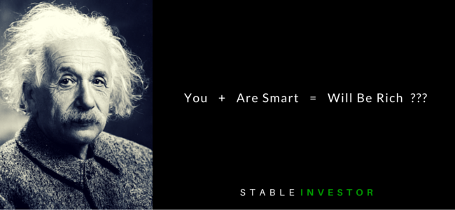 You Smart Will Be Rich