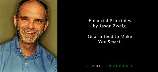 Jason Zweig Investing Principles