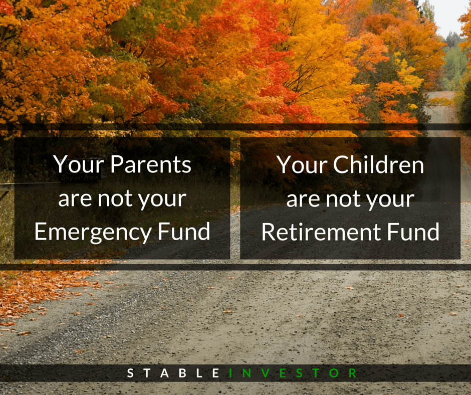 Parents Children Emergency Retirement Fund