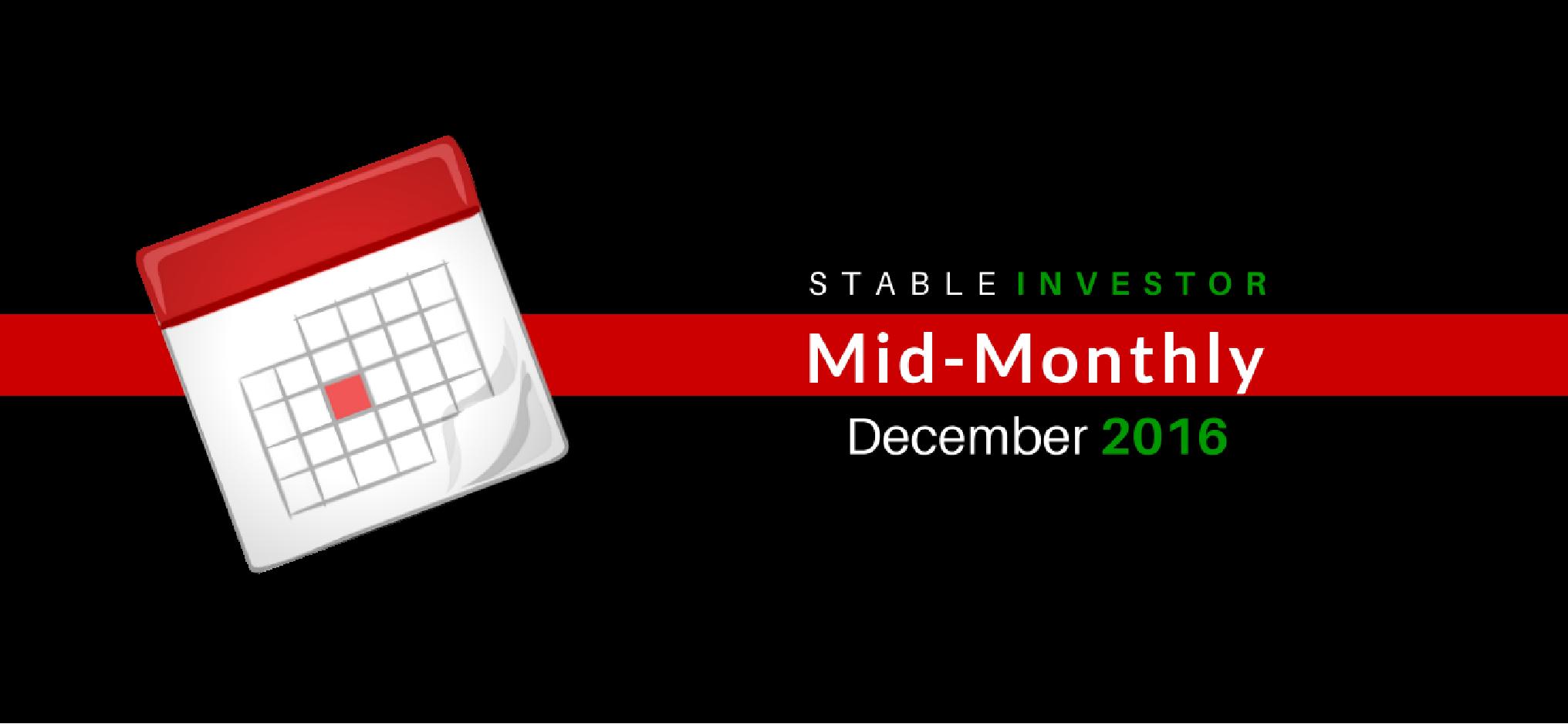 monthly newsletter december 2016